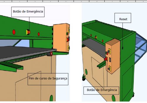 Projeto Hidráulico - Mlima Segurança do Trabalho
